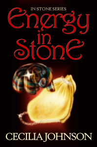 Energy in Stone Cover Cecilia Johnson Author
