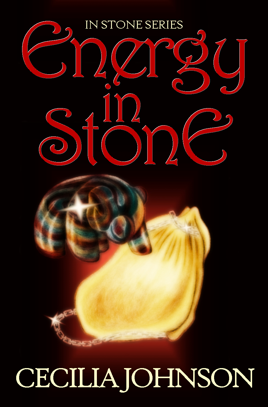 E-book and Paperback 'Energy in Stone'